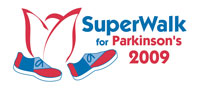SuperWalk Logo 2009