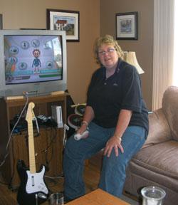 Beth Holloway, St-John's, à Terre-Neuve
