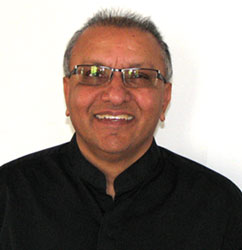 Dr. Ranjit Ranawaya, director of clinical services for the Movement Disorders Clinic at the University of Calgary