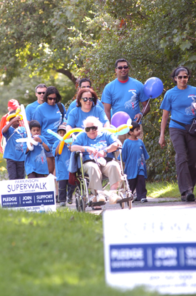 2010 Parkinson SuperWalk