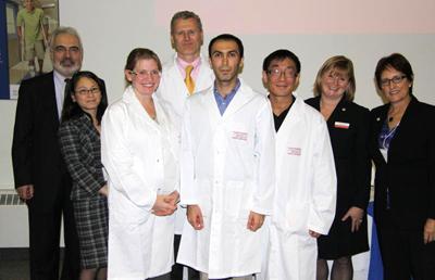 Ottawa researchers share $120,000 in grant money.