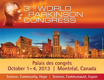 Le Congrès mondial sur la maladie de Parkinson