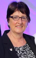 Joyce Gordon, présidente et directrice générale de la Société Parkinson Canada.
