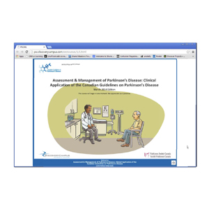 Online education tool for physicians helps identify Parkinson's signs and symptoms.